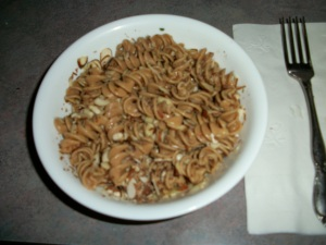 Noodles Almandine