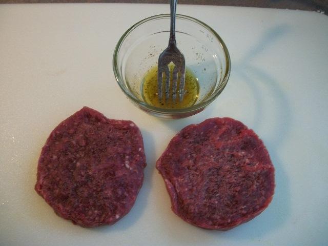 how to cook frozen elk burgers