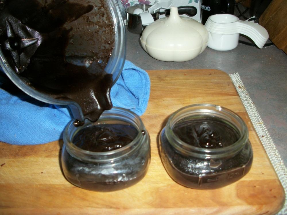 HASTY TASTY HAZELNUT CHOCOLATE SPREAD (3/3)