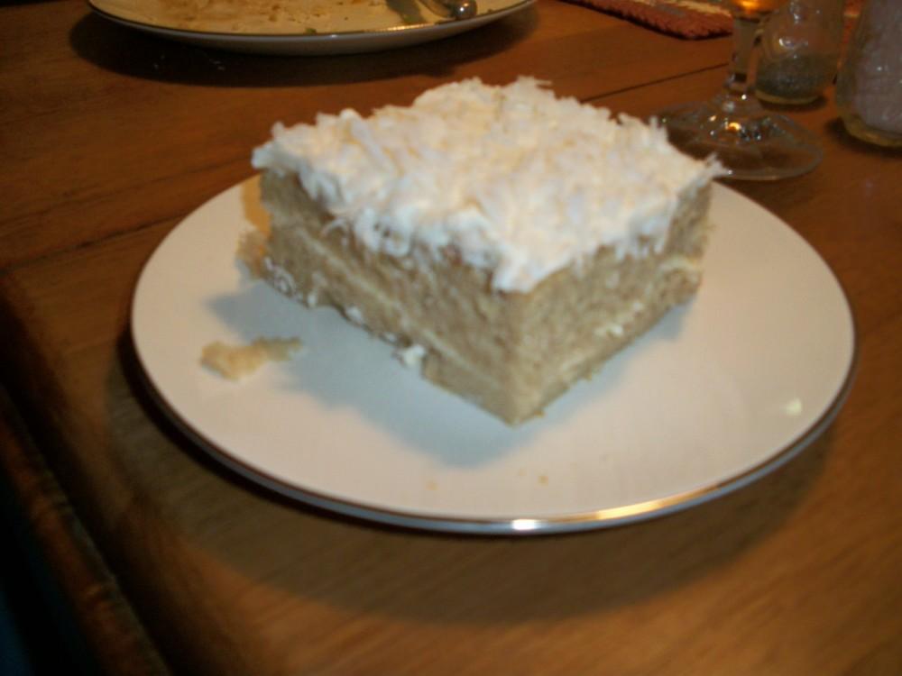 PASTEL TRES LECHES: Three Milks, Three Steps, Two Days, One Fabulous Cake (1/6)