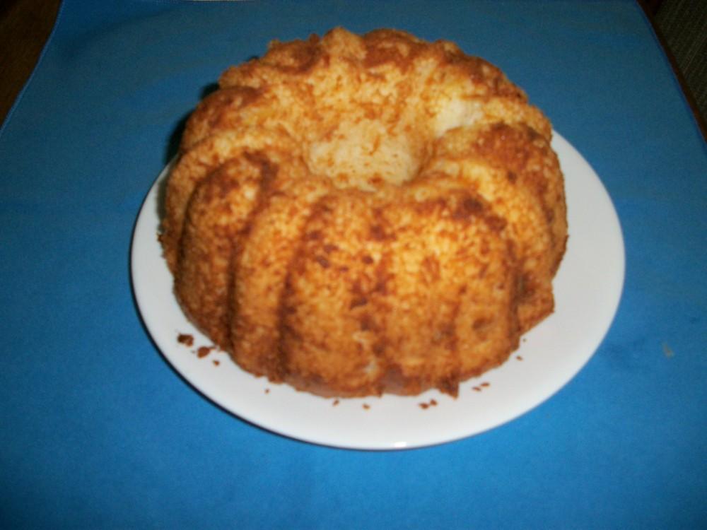 PINEAPPLE ANGEL FOOD CAKE (5/5)